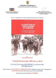 la battaglia di Gorizia