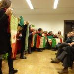 Immagini dell'inaugurazione della nuova sede dell'ANPI 18/12/15