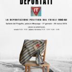 Inaugurazione della Mostra sui Deportati, 27/1/16: le foto