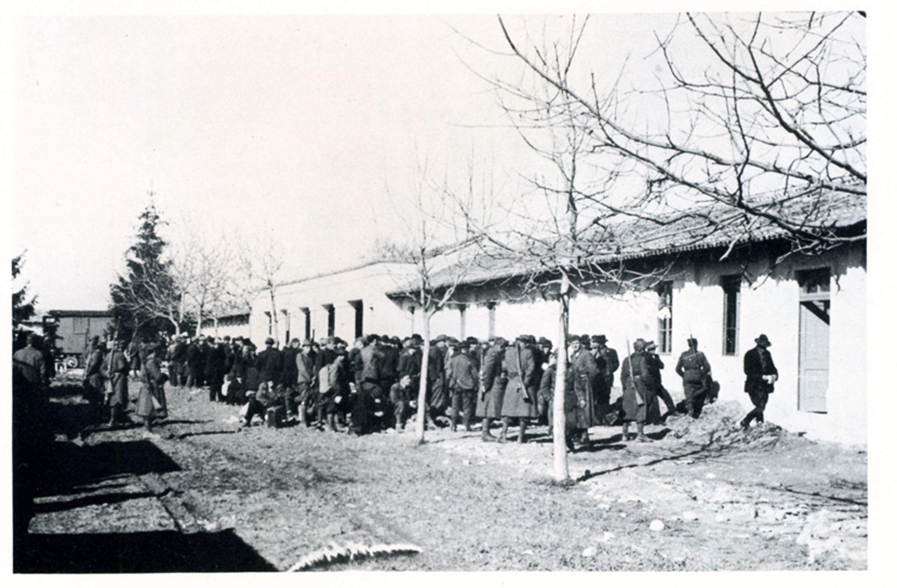 A Visco Presentazione Del Libro Visco 1943 Un Campo Di