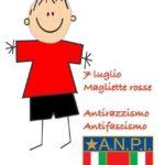 7 luglio 2018 a Udine: una maglietta rossa per fermare l'emorragia di umanità