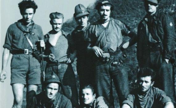partigiani Br. Osoppo a Nimis