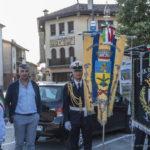 Immagini della cerimonia a Povoletto del 5 settembre 2019