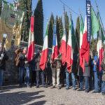 Cerimonia in Cimitero di Udine dell'8 febbraio 2020: le immagini