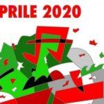 25 aprile 2020 a Martignacco
