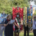 Immagini della cerimonia in Morena di Reana del 15 agosto 2020