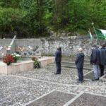 Cerimonia per l'eccidio di Avasinis - 2 maggio 2021